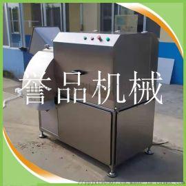 供应多功能微冻肉切丁机定制鸡胸肉冻肉切丁机工厂