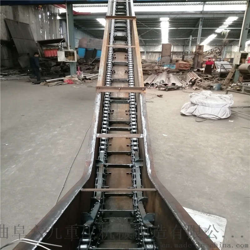 埋刮板機與刮板機 山東刮板出渣機銷售 LJXY 刮