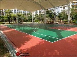 云南昆明PVC标准篮球场施工建设厂家,质优价廉!