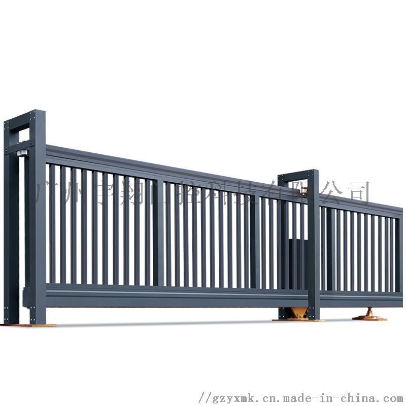宇翔折叠门直销铝合金不锈钢伸缩门悬浮门生产厂家
