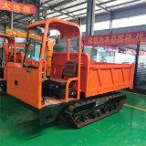 运输沙子石子的搬运履带运输车 华科机械