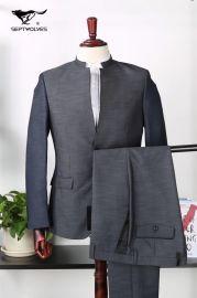 国际品牌七匹狼西装套装西服西裤服装男装品牌折扣店