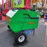 慈溪市行走式小麥秸稈自拾壓捆機,撿拾打捆機加工