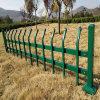 浙江湖州pvc圍牆護欄圖片 綠化護欄圍欄