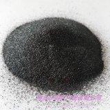 拋光研磨用黑剛玉磨料 耐磨金剛砂地坪黑色石英砂