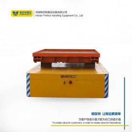 铜板运输电动无轨过跨车 复合材料转运电动平车定制