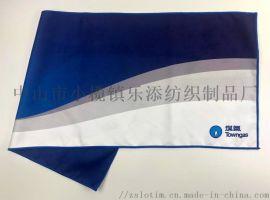 厂家定制速干双面绒广告巾