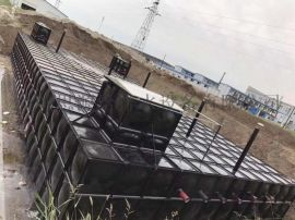 型号XBZ地埋式消防水箱 郑州消防水箱的内部钢结构