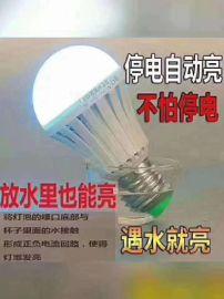 跑江湖擺地攤魔術多用LED感應燈怎麼樣