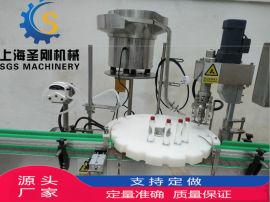 江苏Pvc塑料瓶口服液灌装机