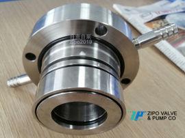 自贡化工泵渣浆泵单双端面硬质合金集装式机械密封件