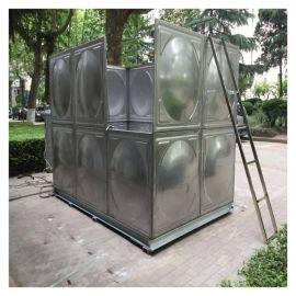 承压水箱 霈凯水箱 玻璃钢消防用水箱