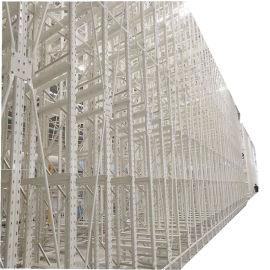 叉车直入式货架,深圳仓库货架,大型货仓货架