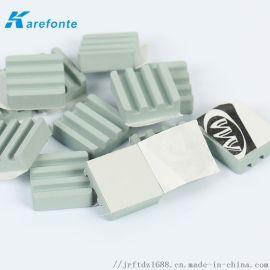 波纹背胶 碳化硅陶瓷片 环保碳化硅陶瓷散热片