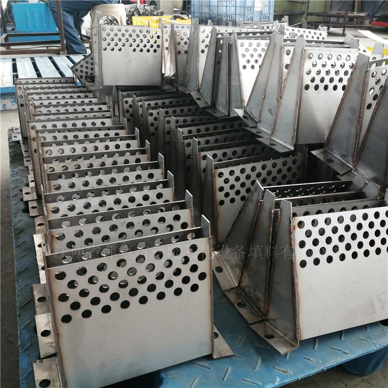 不锈钢垂直筛板塔盘的应用和优点