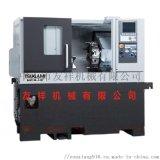 江门津上机床销售处 M08J-II CNC刀塔车床,CNC走心机,背轴复合加工机