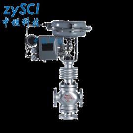 ZXX气动薄膜三通分流调节阀