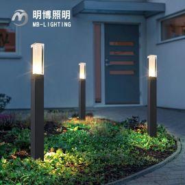 led防水草地灯别墅园林工程照明灯铝草坪灯
