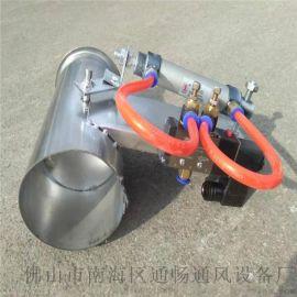 丹灶不锈钢螺旋风管 除尘通风管道供应厂家