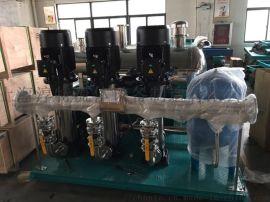 不锈钢无负压变频供水设备/淳特