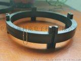 无刷直流DC马达电机铁氧体塑磁环
