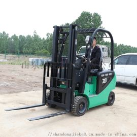 小型电动叉车 厂家直销 捷克机械 小型电动搬运车