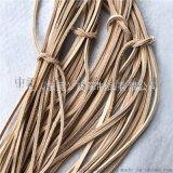 牛皮绳 植鞣革皮绳 真皮皮绳 工艺品装饰挂绳牛皮条