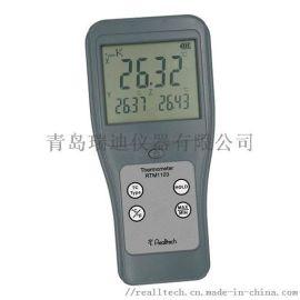 E/J/K/N型热电偶高精度三通道温度计数字温度表