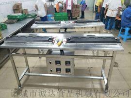 新型商用蛋饺设备,厂家生产不锈钢蛋饺设备