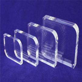 透明亚克力课桌挡板 餐厅塑料隔板 办公写字楼隔板