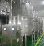 年产100吨甘蔗醋全自动发酵罐 果醋全套酿醋设备