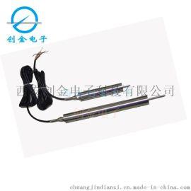 LVDT直線位移感測器 高精度回彈式位移變送器
