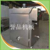 鸡腿糖熏炉-不锈钢熏烤鸭烧鸡100型烟熏炉