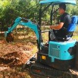 岩棉夹包机 橡胶履带式微型挖土机 六九重工开沟机圆