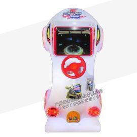 变形飞车投币游戏机退扭蛋礼品机 儿童乐园赛车设备