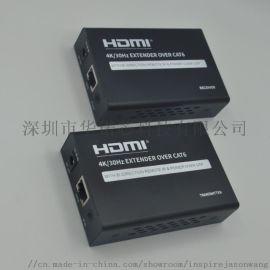 HDMI 4Kx2K@30Hz 60米单网线延长器