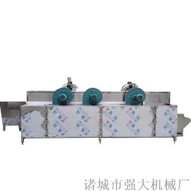 柴胡清洗风干烘干流水线 柴胡3层烘干机