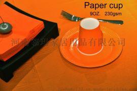 邻玛家居用品**:彩色台布,彩色纸杯,彩色餐巾纸等