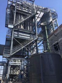 烟气氮氧化物的分布及烟气在线监测系统