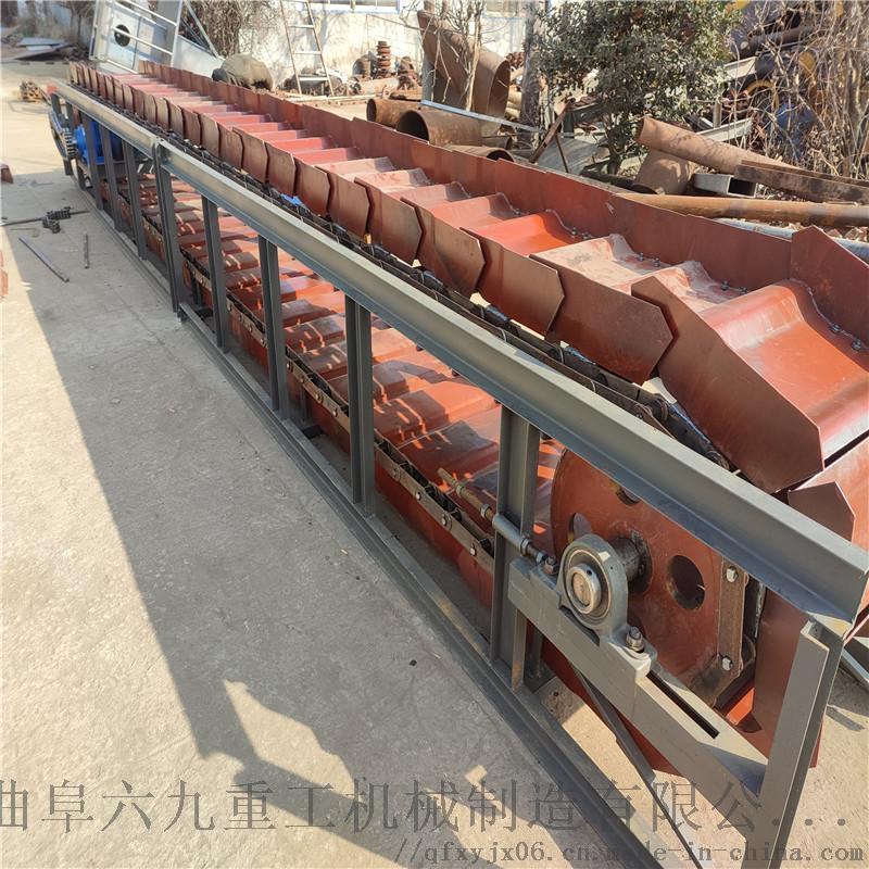 大包用傳送機 鐵板式輸送機 LJ1 油桶運輸機