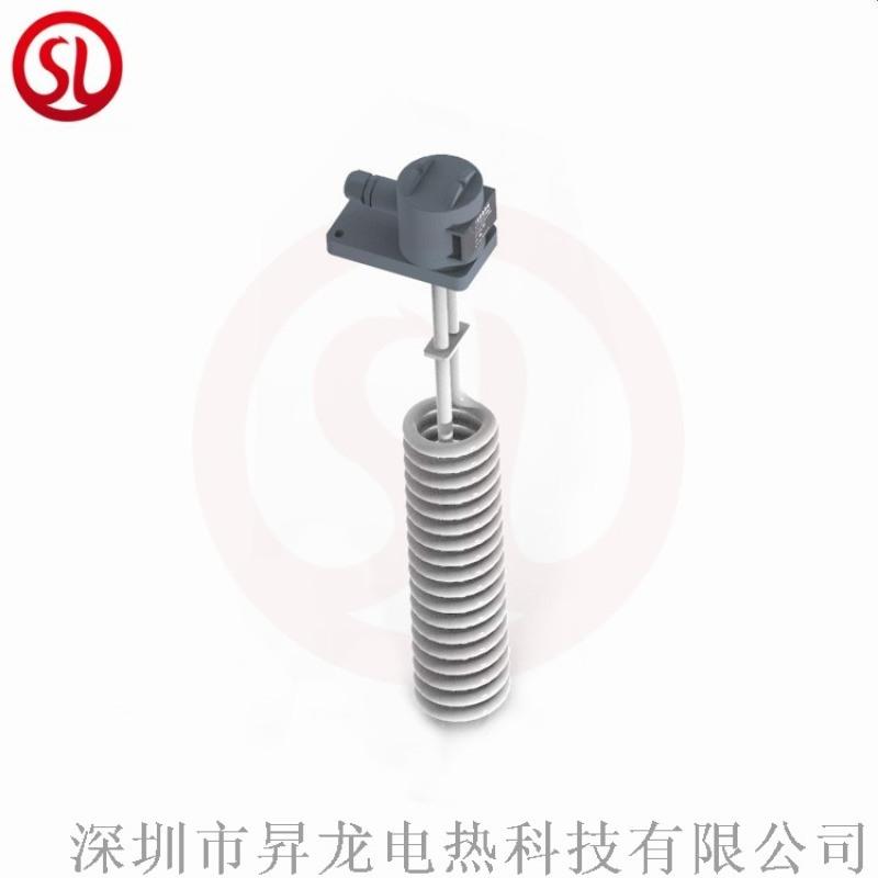 电镀设备专用耐酸碱铁氟龙加热管
