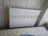 无锡威能菲斯曼地暖暖气片老房子施工现场