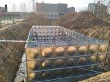 鄂州抗浮地埋式消防泵站 抗浮地埋式箱泵一体化
