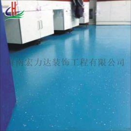 海南SPU橡膠地坪,液體PVC地板,聚氯乙烯地板膠