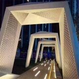 圆形雕刻铝单板 平行形雕刻铝单板 个性独特