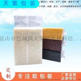 米砖袋 江苏天第定制大米包装袋 大米手提袋生产厂家