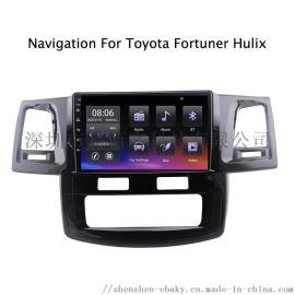 车载GPS导航适用于丰田老奔跑者