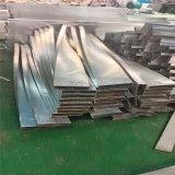 幕牆雙曲鋁格柵型材特點 外牆扭曲金屬鋁方管格柵功能