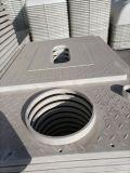 园林改造防腐储罐生产玻璃钢两格式隔油池