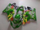 貼花注射整流罩車身飛度集鈴木GSXR6007502004 - 2005年